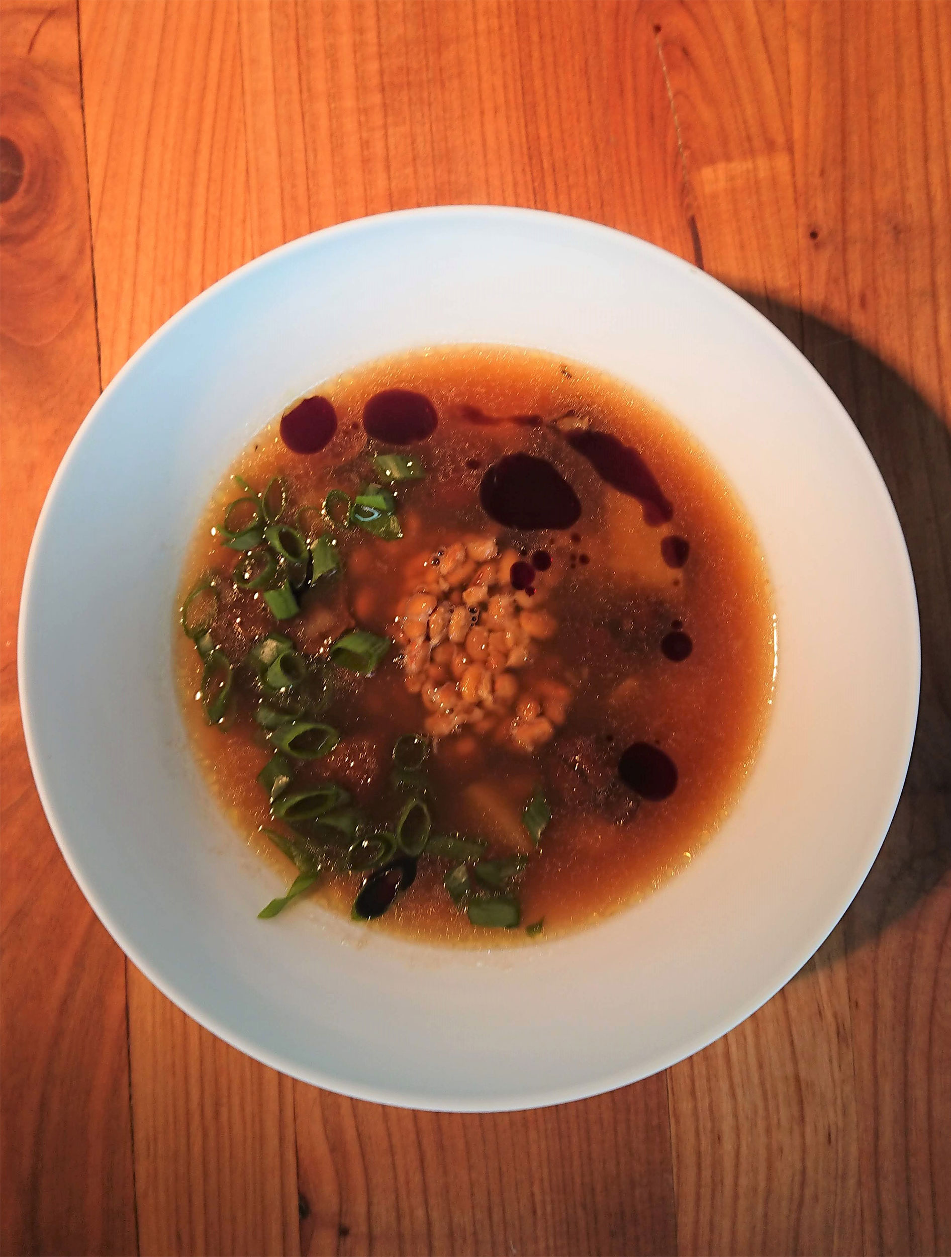 Nameko-Kernoel-Suppe